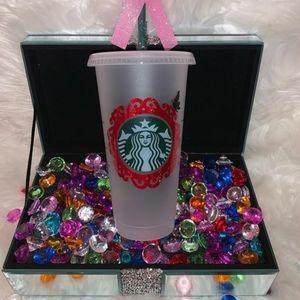 CUSTOM Starbucks cups (tumbler)